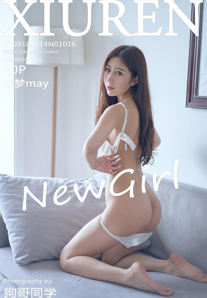 [XIUREN秀人网]XR20180514N01016 2018.05.14 晓梦may[40+1P/103M]